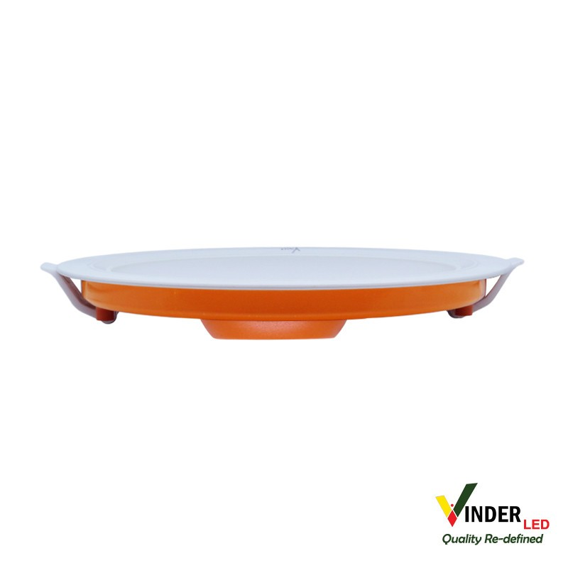 Vinder Slim Downlight Panel 15W Round