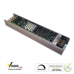 Vinder DIMMABLE Switching Power Supply 12V DC 8.3A 100W - High Quality