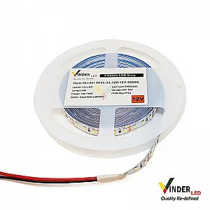 Vinder Led Strip 12VDC SMD2835-600 Led Indoor - Quality Series